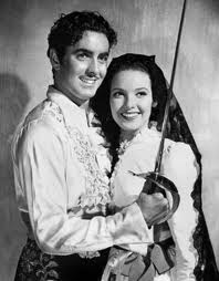 Tyrone Power e Linda Darnell