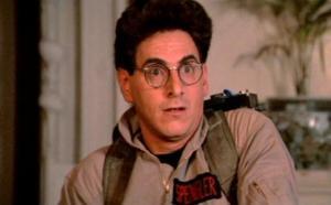 """Harold Ramis in """"Ghostbusters"""""""