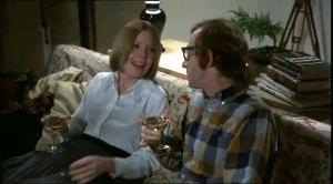 Diane Keaton e Allen