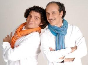 Gigi Miseferi e Giacomo Battaglia