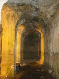 Gioiosa Jonica: interno della Villa romana del Naniglio