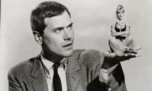 Larry Hagman e Barbara Eden