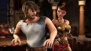Diana e Timo
