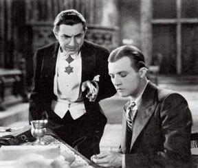 Bela Lugosi e Dwight Frye