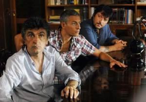 Vincenzo Salemme, Giovanni Vernia, Ricky Memphis