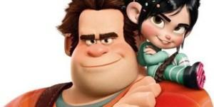 Ralph e Vanelope