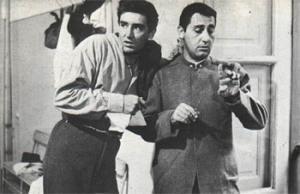 """Vittorio Gassman e Sordi ne """"La Grande Guerra"""""""