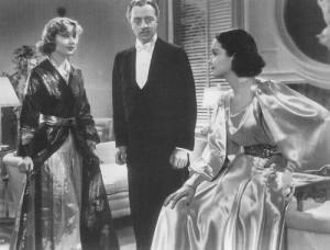 Lombard, Powell e Gail Patrick
