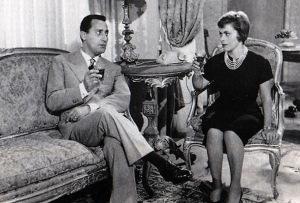 Alberto Sordi e Franca Valeri