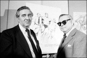 Jerry Siegel e Joe Shuster(dal sito universohq.com)