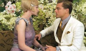 Carey Mulligan e DiCaprio
