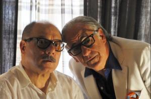 Carlo Verdone e Servillo