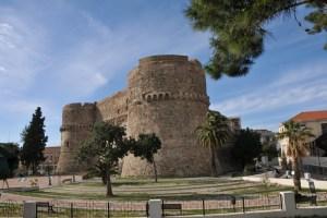 Reggio Calabria, Piazza Castello