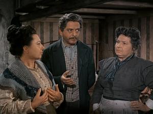 Dolores Palumbo, Turco, Liana Billi