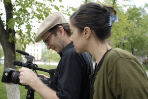 David Redmon e Ashley Sabin (Movieplayer.it)