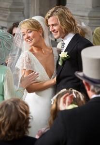 Olivia Wilde e Chris  Hemsworth