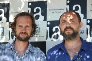 Luca Cusani e Francesco Cannito