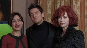 Ambra, Morelli e Anna Galiena