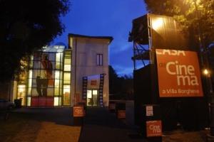 La Casa del Cinema, Roma
