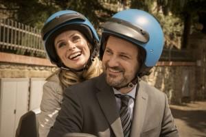 Serena Autieri e Leonardo Pieraccioni
