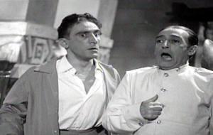 """Foà e Antonio De Curtis in """"Totò Sceicco"""""""
