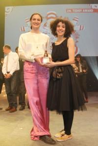 Katherine Fairfax Wright e Malika Zouhali-Worrall alla 62ma Berlinale (berlinale.de)