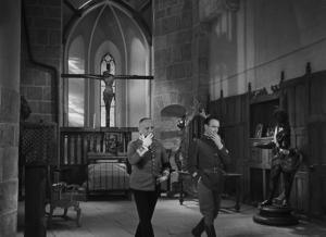 Erich von Stroheim  e Fresnay