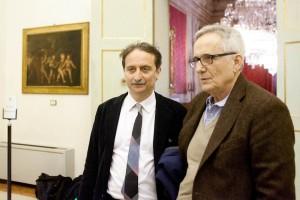 Gian Luca Farinelli e Marco Bellocchio (Cineteca di Bologna.it)