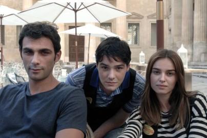 Francesco Arca, Filippo Scicchitano, Kasia Smutniak