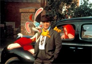 Roger Rabbit, Hoskins e Jessica Rabbit
