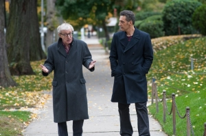Woody Allen e John Turturro (Movieplayer)