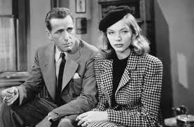 """Bogart e Bacall ne """"Il grande sonno"""""""