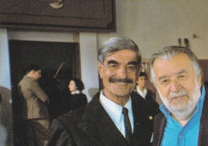 Paolo Fiorino e Pupi Avati