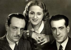 Eduardo, Titina e Peppino De Filippo