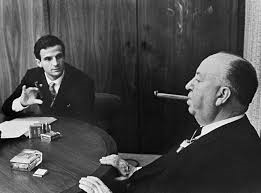 François Truffaut e Alfred Hitchcock (Movieplayer)