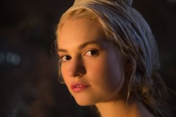 Lily James (Movieplayer)