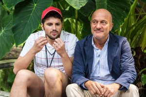 Frank Matano e Claudio Bisio (Movieplayer)