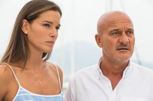 Chiara Baschetti e Bisio (Movieplayer)