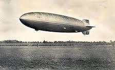 Zeppelin Hindenburg (Wikipedia)