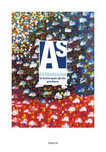 Una locandina dell'edizione 2014 di AsFF, autore Danny Lee