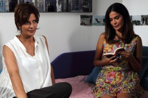 Laura Morante e Ilaria Spada (Movieplayer)
