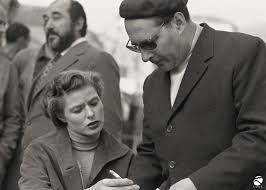 Bergman e Roberto Rossellini