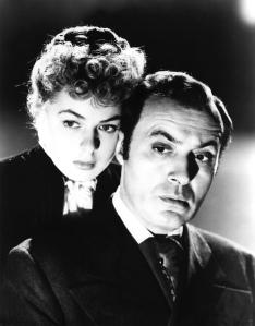 Ingrid Bergman e Charles Boyer