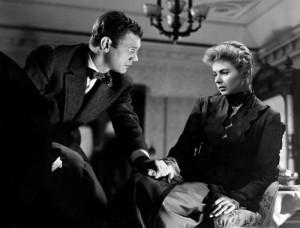 Joseph Cotten e Ingrid Bergman
