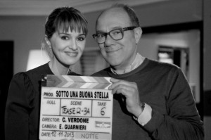 Paola Cortellesi e Carlo Verdone (vivacinema.it)
