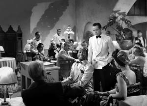 Dooley Wilson e Bogart
