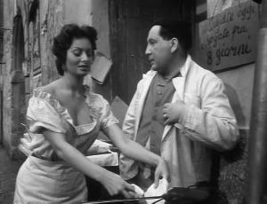 Sophia Loren e Furia (