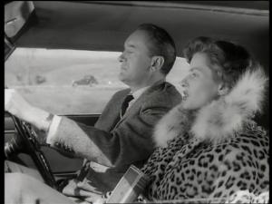 George Sanders ed Ingrid Bergman
