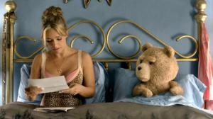 Jessica Barth e Ted