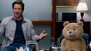 Mark Wahlberg , Ted